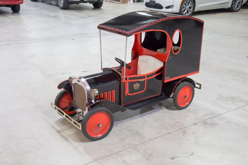 1923 Chevrolet Delivery Truck Go-Kart