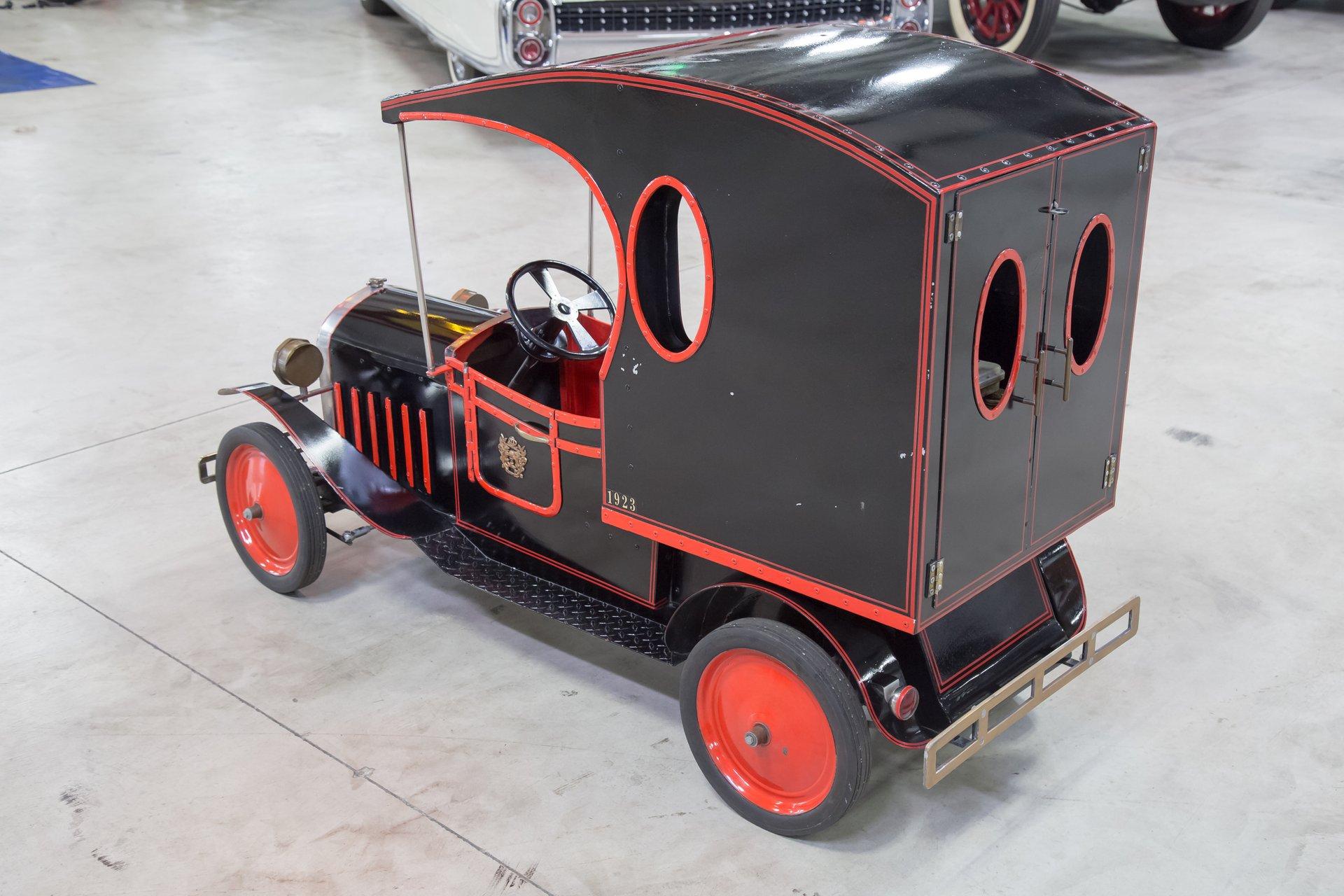 1923 Chevrolet Delivery Truck Go-Kart | St  Louis Car Museum