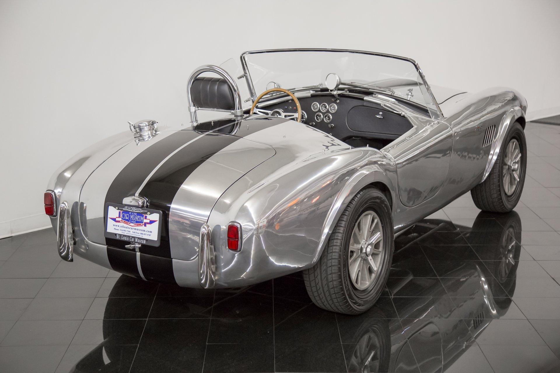 1965 Shelby Cobra 289 | St  Louis Car Museum