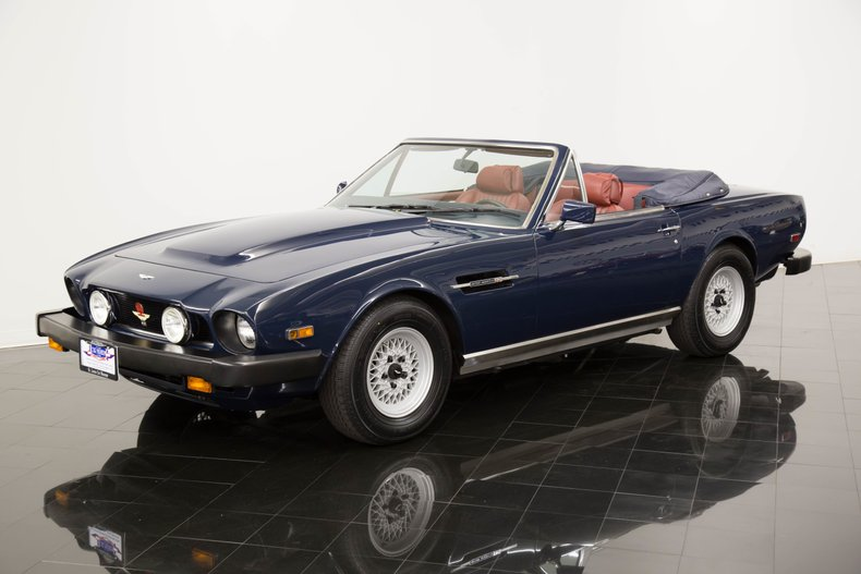 For Sale 1984 Aston Martin V8 Volante