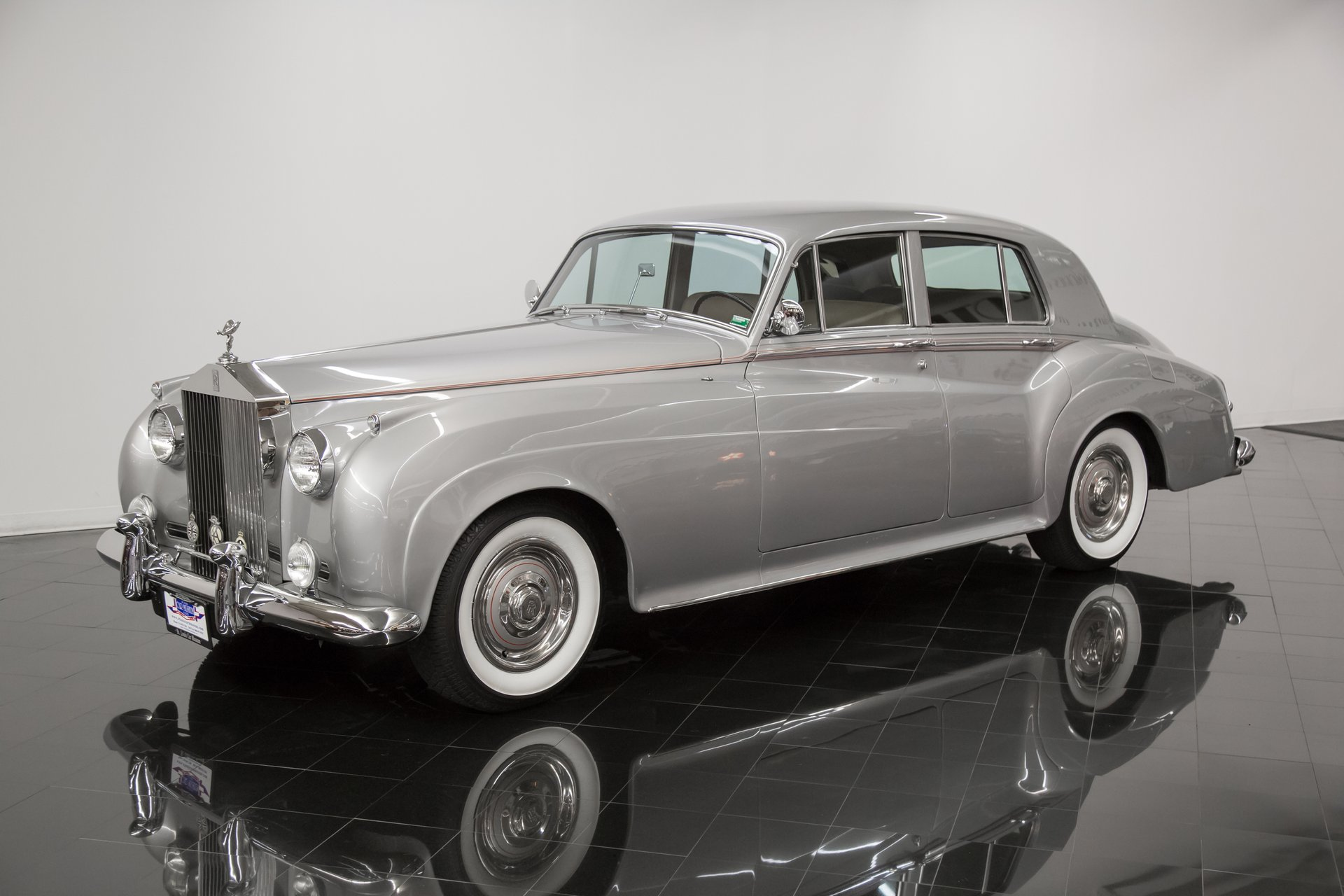 1958 rolls royce silver cloud i saloon