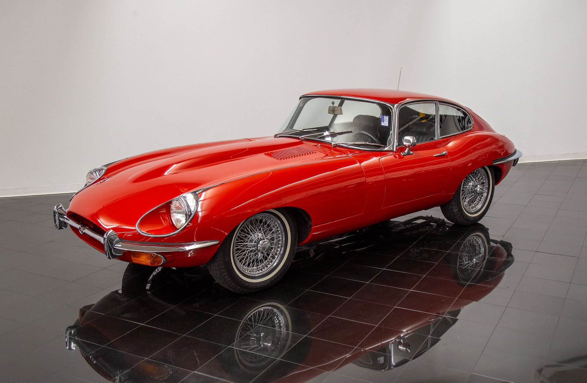 1970 jaguar e type series ii