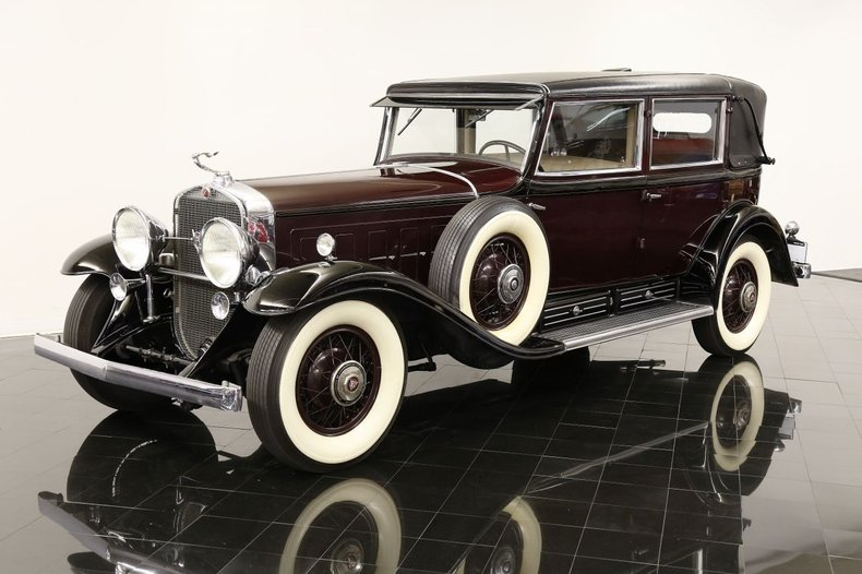 For Sale 1931 Cadillac 355A