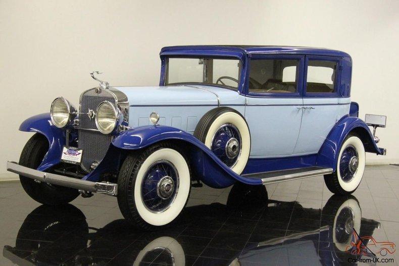 1931 Cadillac 355A