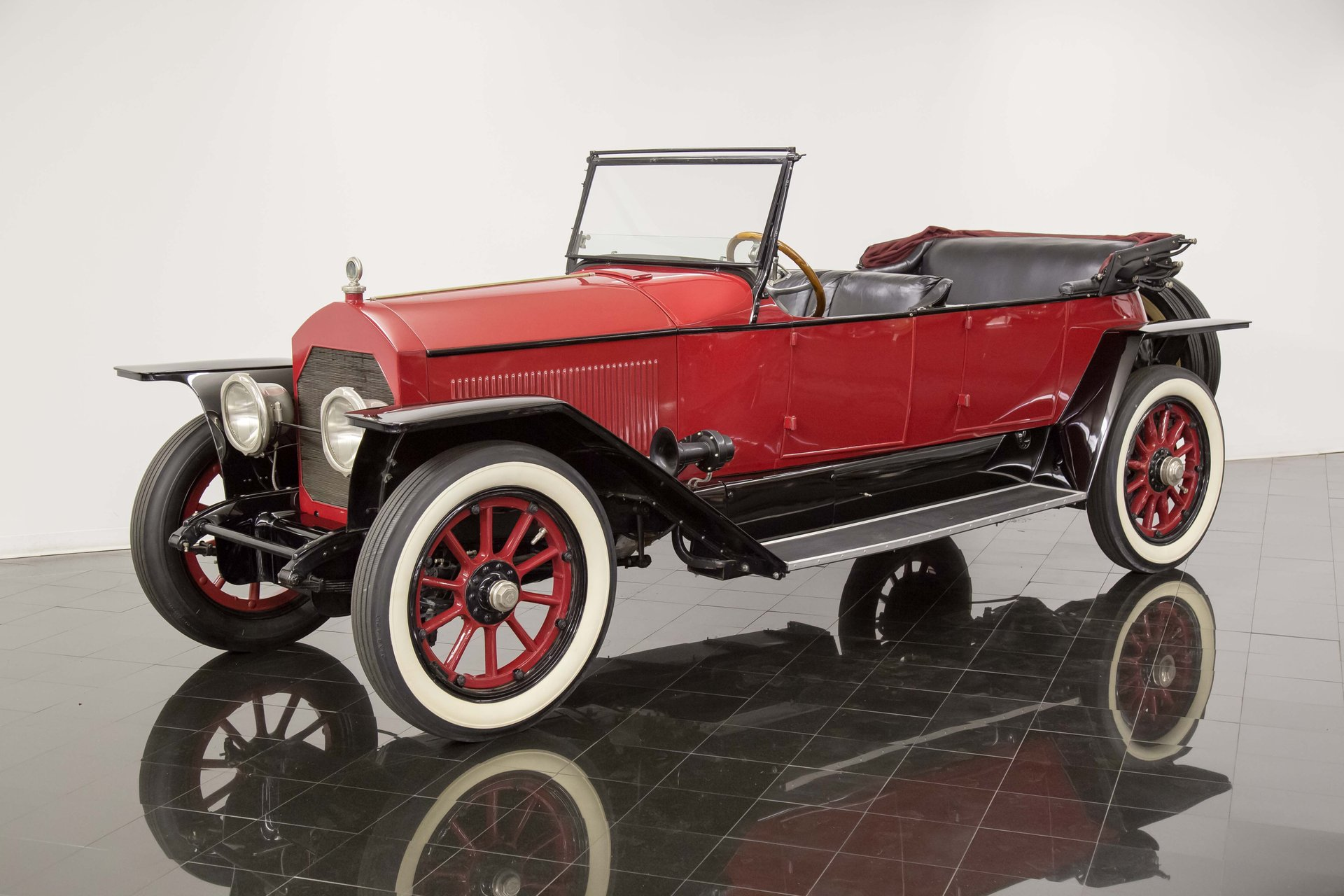 1919 cadillac model 57 touring parade car by brewster