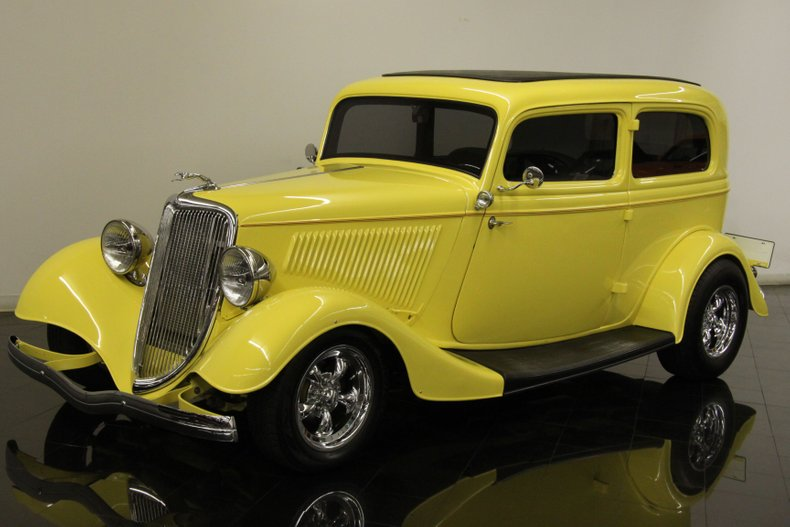 For Sale 1934 Ford Model