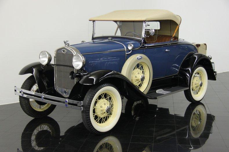 1931 Ford Model