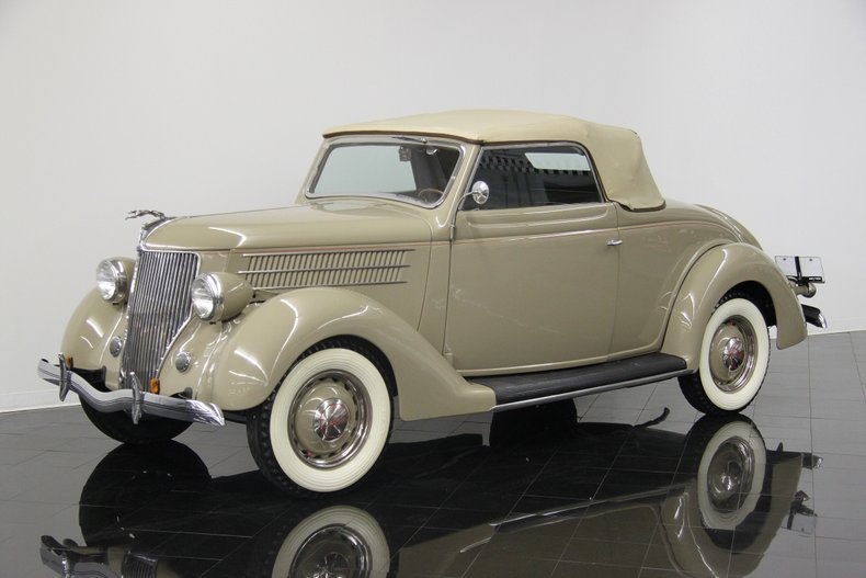 1936 Ford Model
