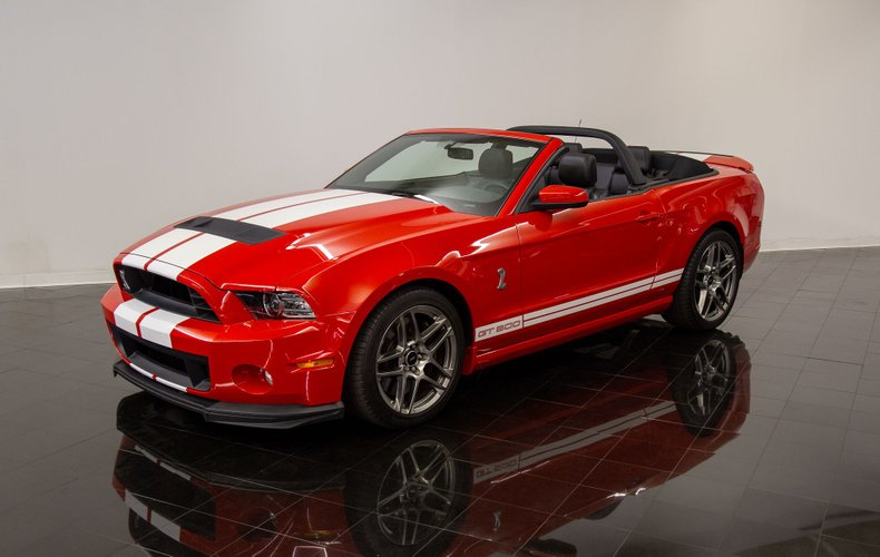 For Sale 2013 Shelby GT500