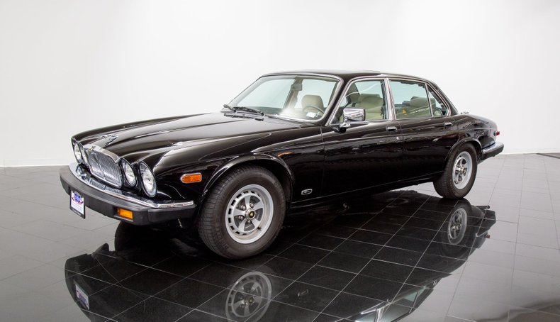 For Sale 1986 Jaguar XJ6
