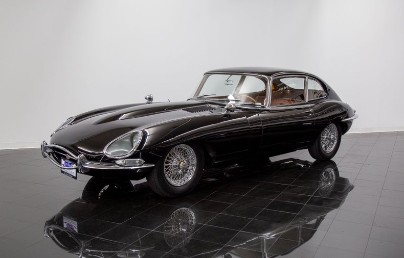 For Sale 1967 Jaguar XKE