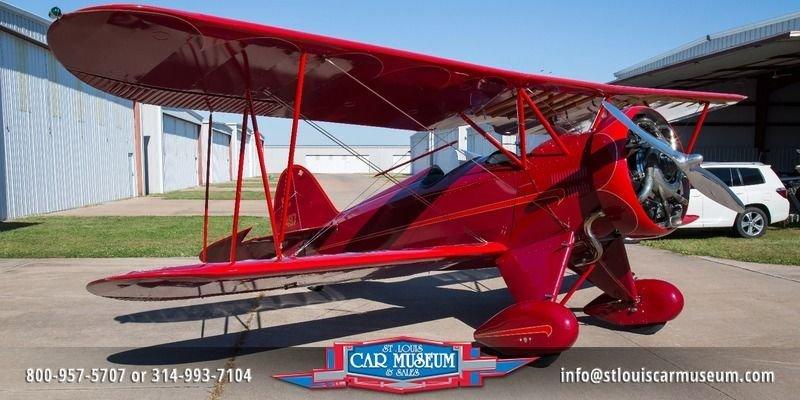 1930 waco classic aircraft