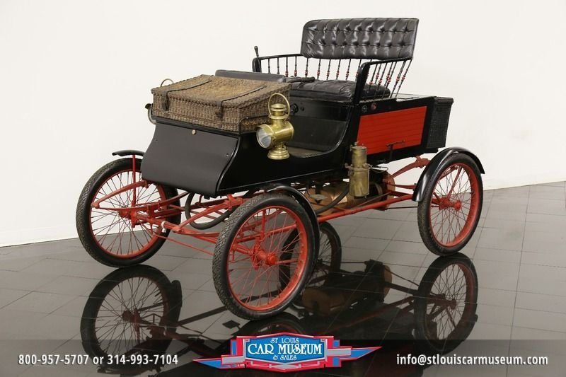 1902 stanley steamer stick seat runabout