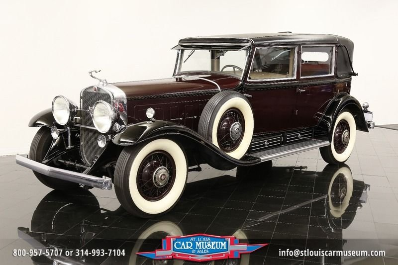 1931 cadillac v 16 madam x landau sedan