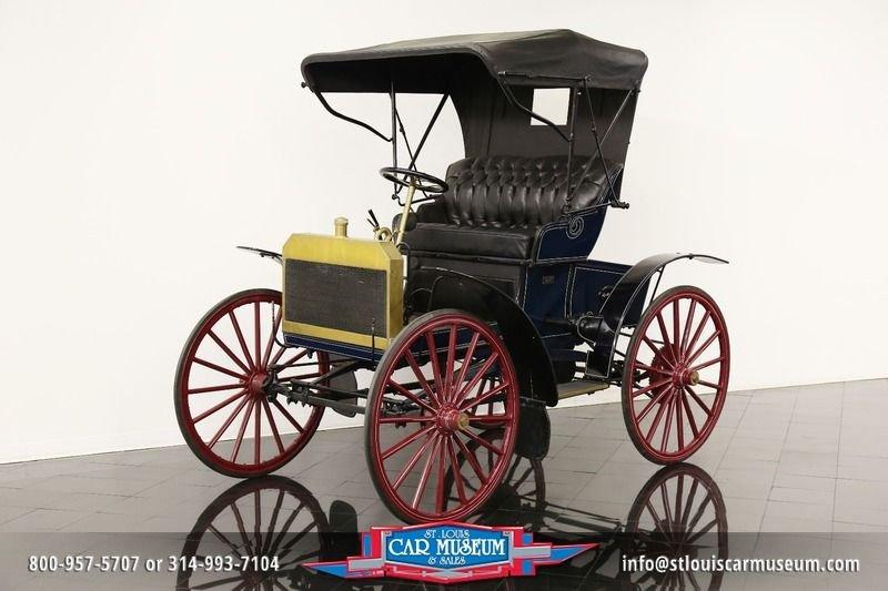1905 schacht k auto runabout