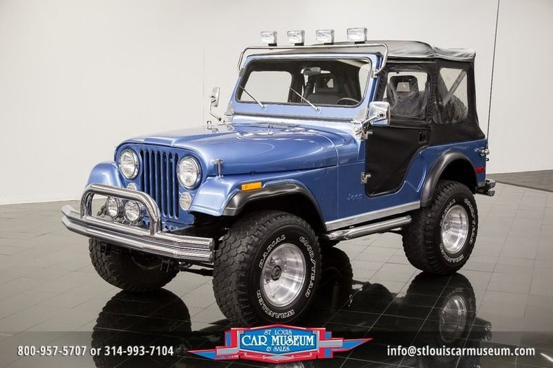 1979 Jeep Cj5 For Sale 198613 Motorious