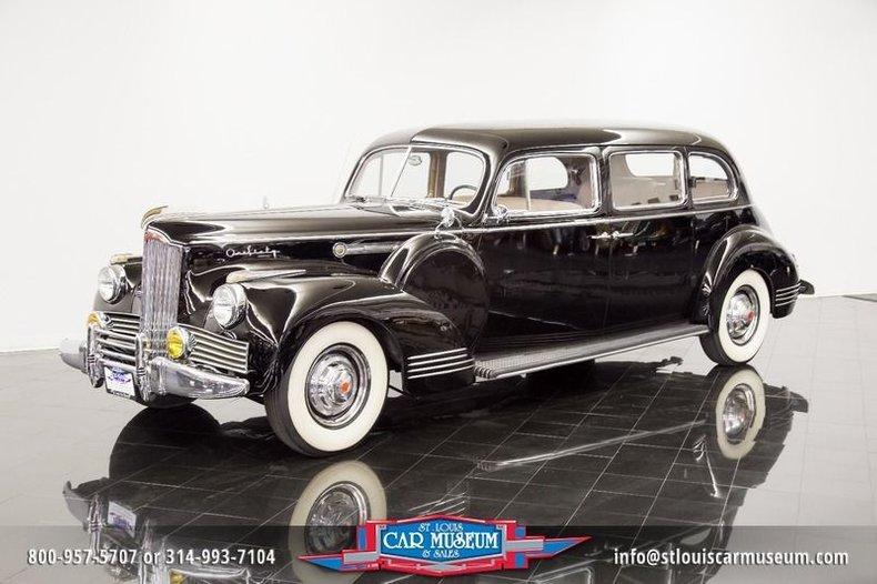 1942 Packard Super 8 160