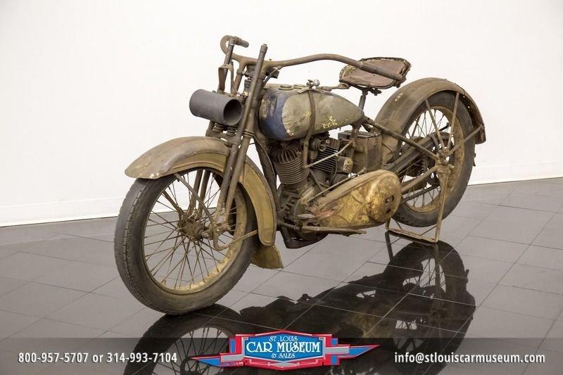 1926 harley davidson motorcycle