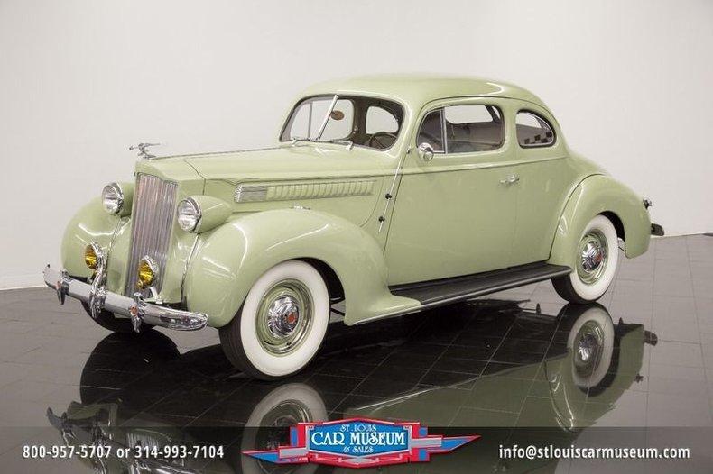 1939 Packard Six