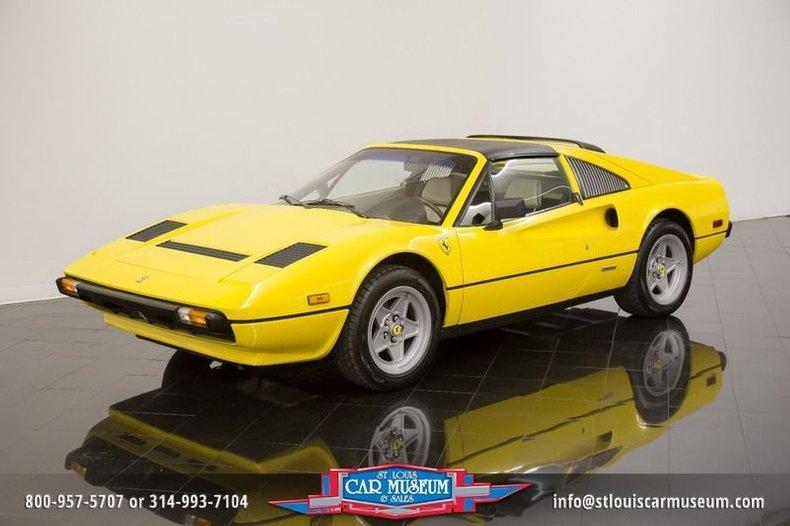 1985 Ferrari 308 GTS quattrovalvole