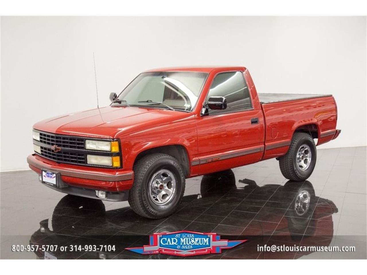 1991 chevrolet pickup