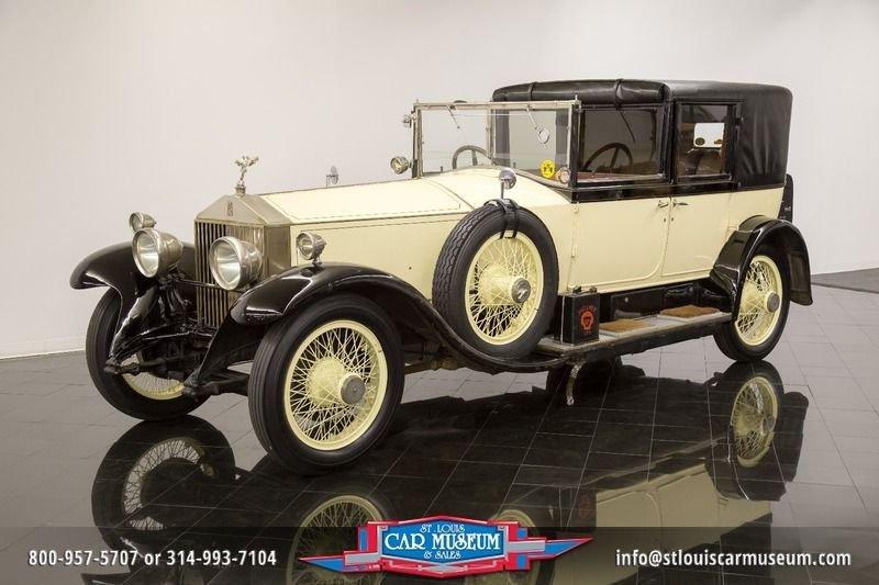 1926 rolls royce phantom i