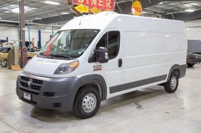 2017 Dodge Van