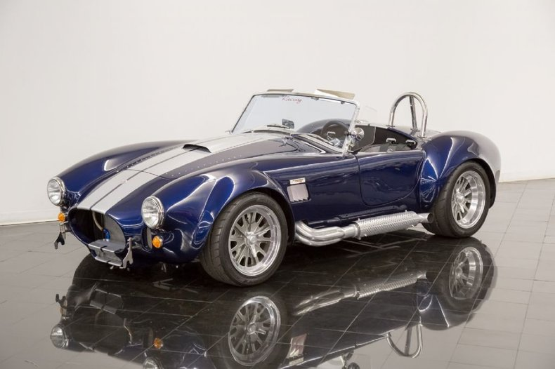 2011 Backdraft Racing Cobra
