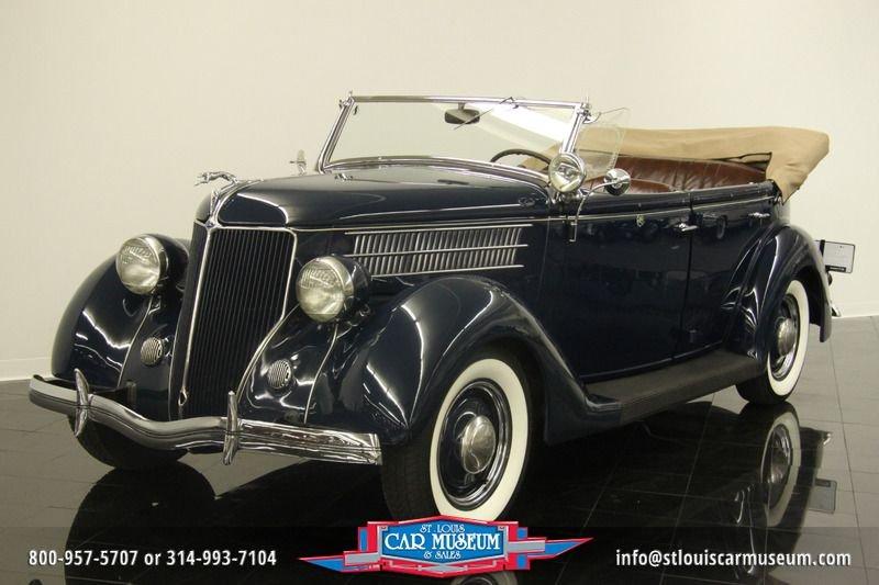 1936 ford model 68 deluxe phaeton 68 deluxe phaeton