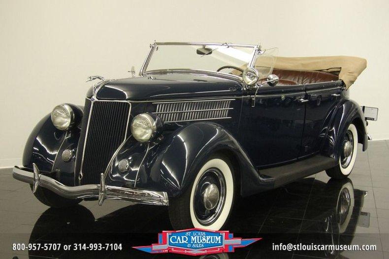 1936 Ford Model 68 Deluxe Phaeton