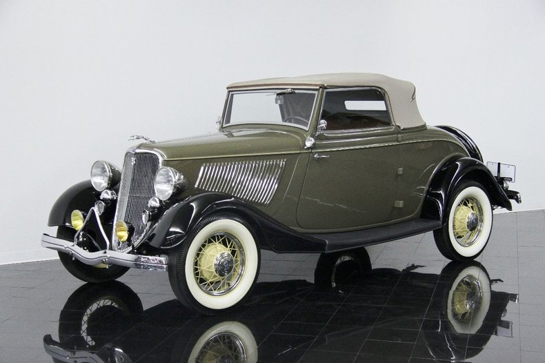 For Sale 1933 Ford Model 40