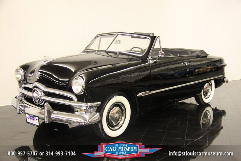 1950 Ford Convertible