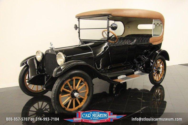 1918 Dodge Brothers Model 30 California Touring Sedan
