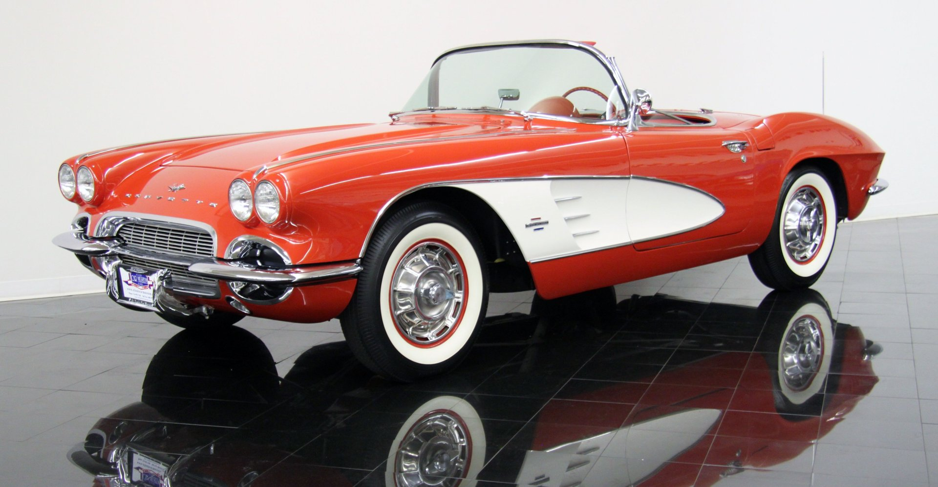 1961 chevrolet corvette convertible