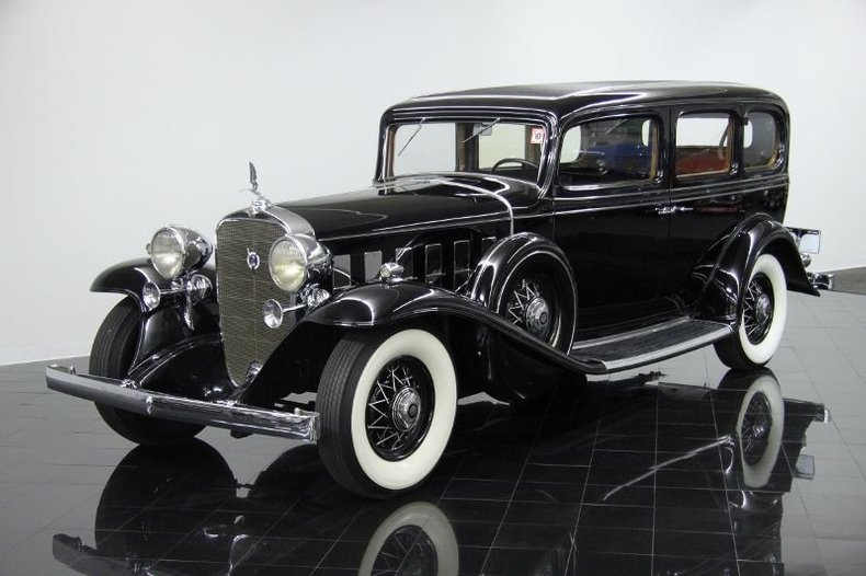 1932 Cadillac 370B V12 Imperial Limousine