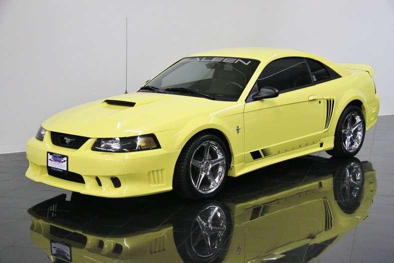 2001 Ford Mustang (Saleen)