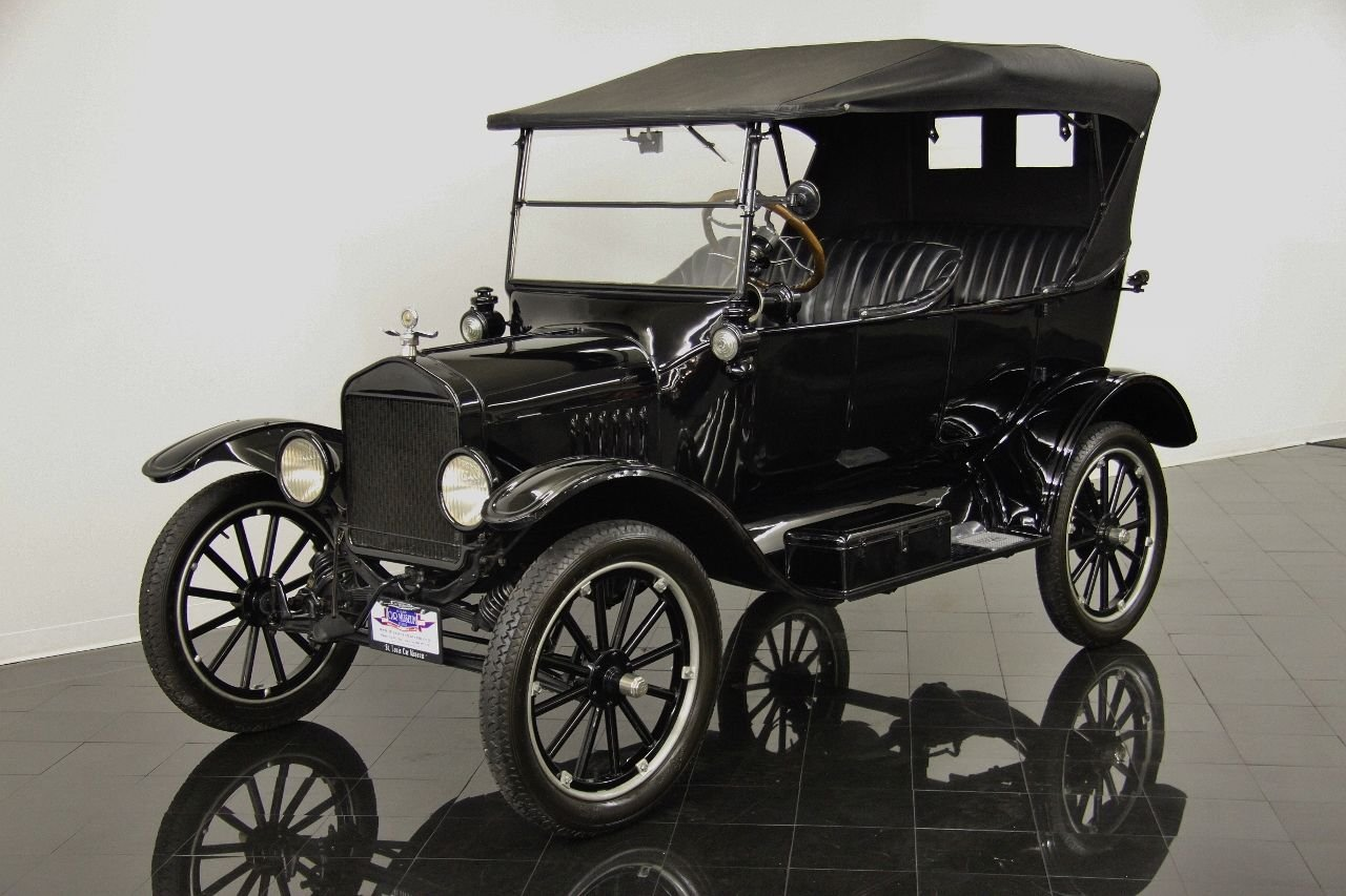 1923 ford model t t touring