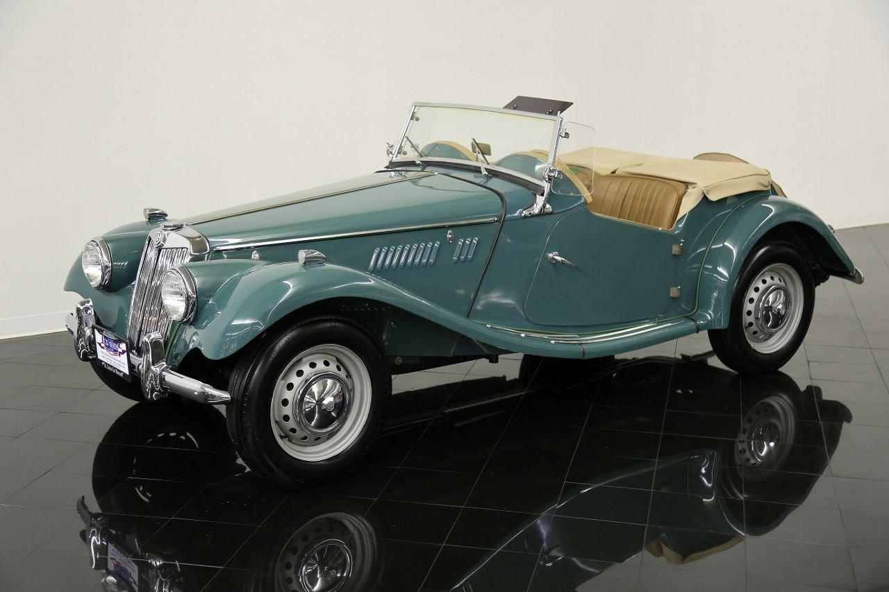 1955 mg tf roadster