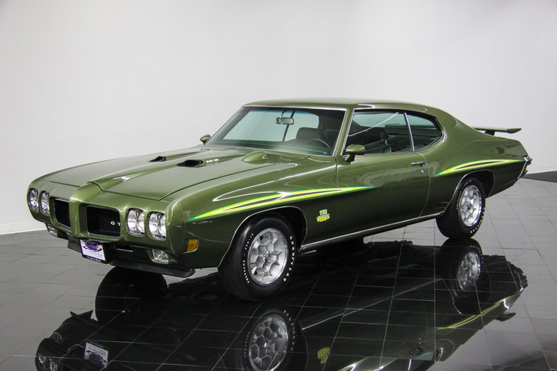 1970 Pontiac GTO  Judge Hardtop