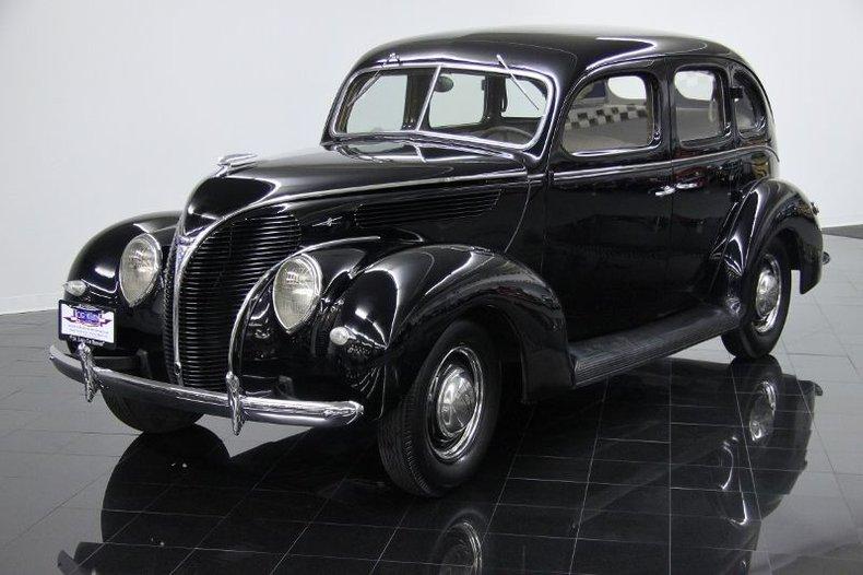 1938 Ford 81A Standard Tudor Coupe