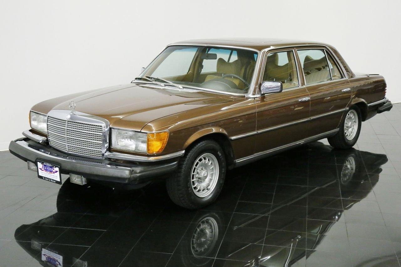 1979 mercedes benz 450sel 6 9