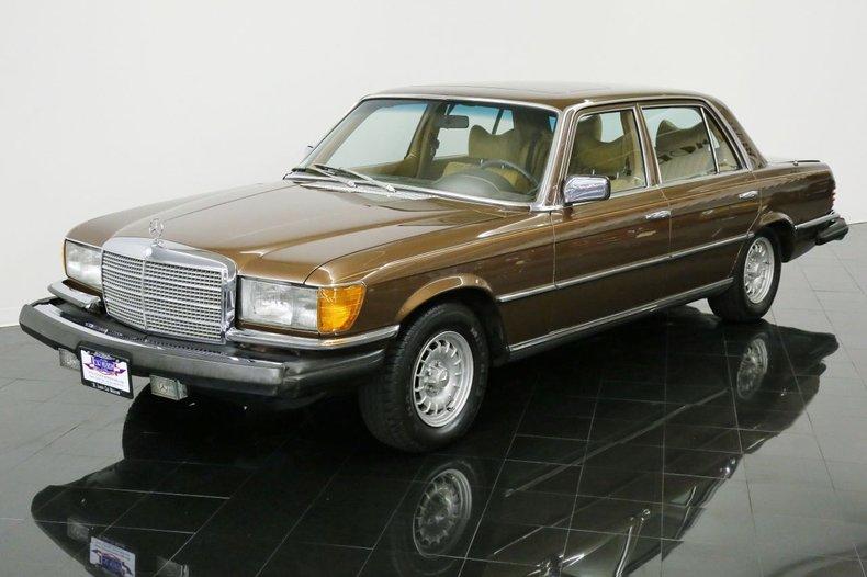 1979 Mercedes-Benz 450SEL