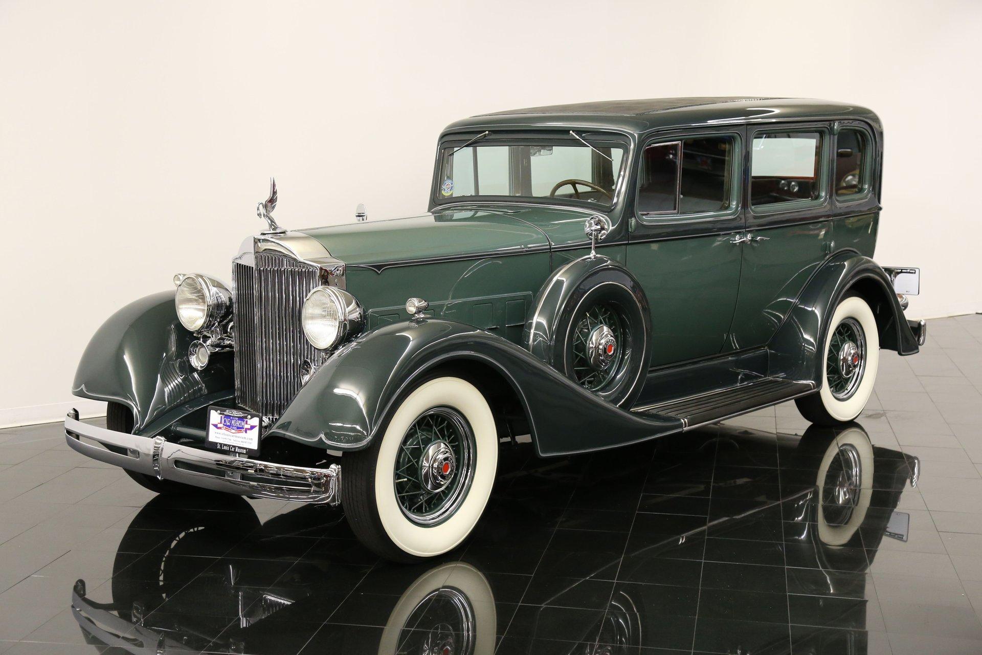 1934 packard series 1100 sedan