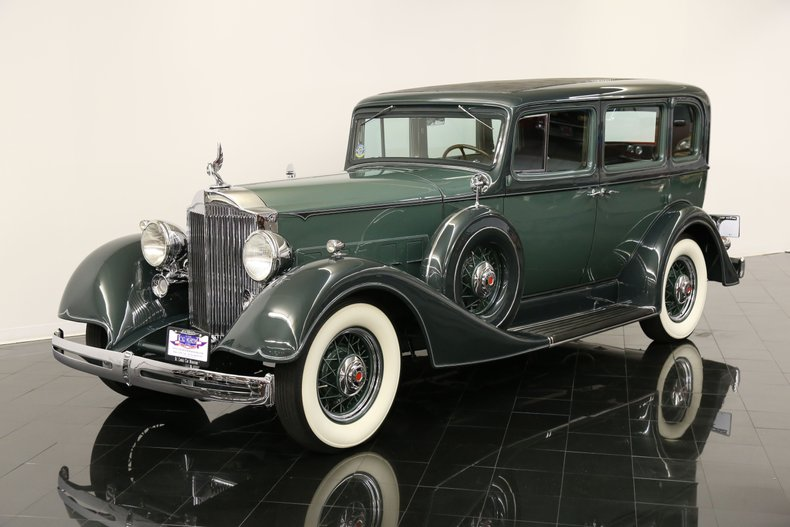 1934 Packard Series 1100