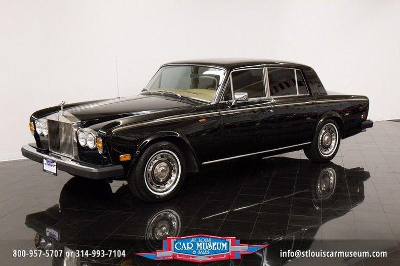1978 Rolls-Royce Silver Shadow II