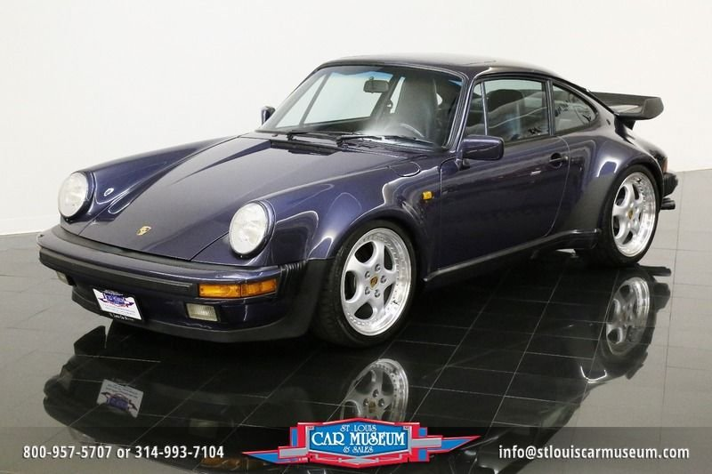1985 porsche 911 turbo 930 coupe turbo 930 coupe