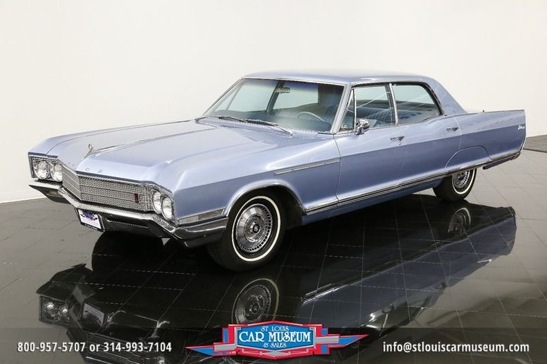 1966 Buick Electra 225 Thin-pillar Sedan