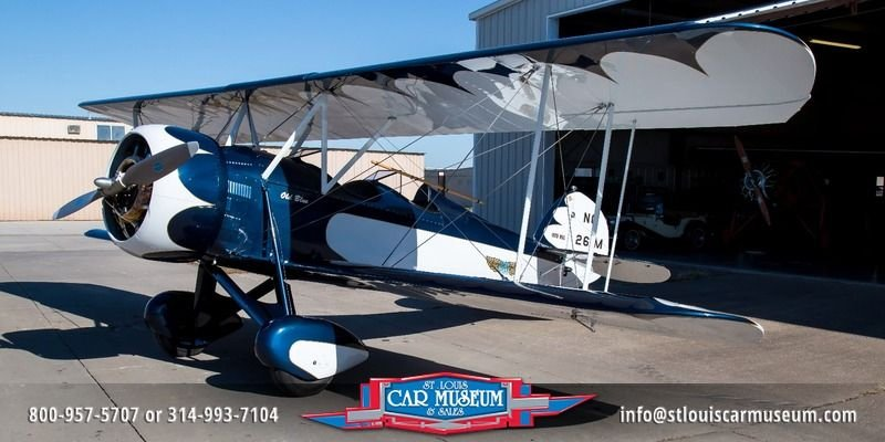 1929 waco bso straight wing single engine straight wing single engine