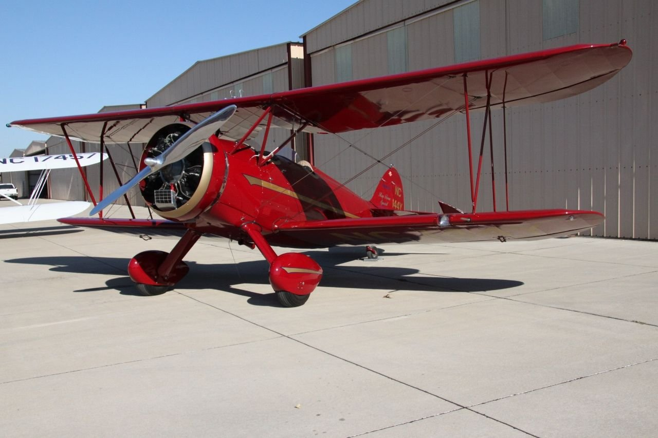 1930 waco qcf fixed wing single engine fixed wing single engine