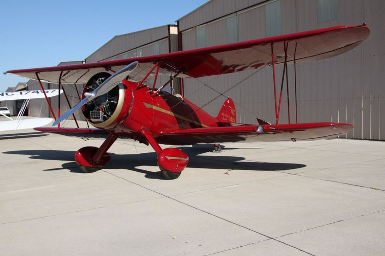 1930 Waco QCF Fixed Wing Single-Engine
